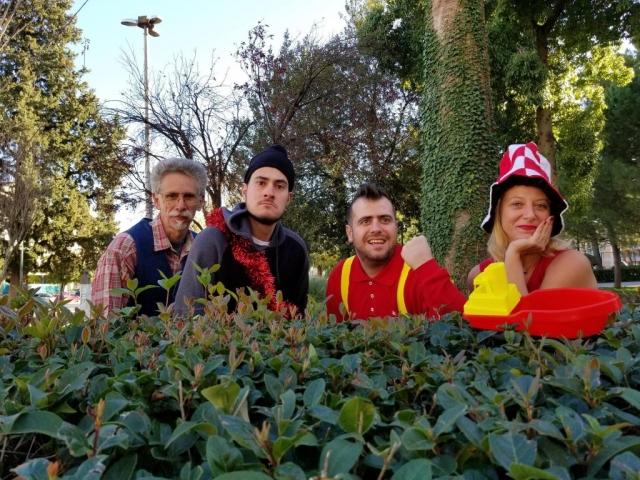 Χριστουγεννιάτικες Αφηγήσεις από την Ερασιτεχνική Θεατρική Ομάδα Λακωνίας